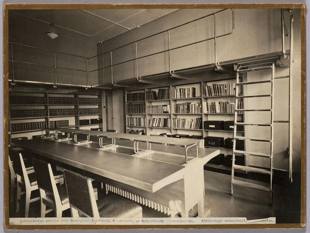 Laboratoriumcomplex Geologisch Instituut | Laboratories Geological Institute