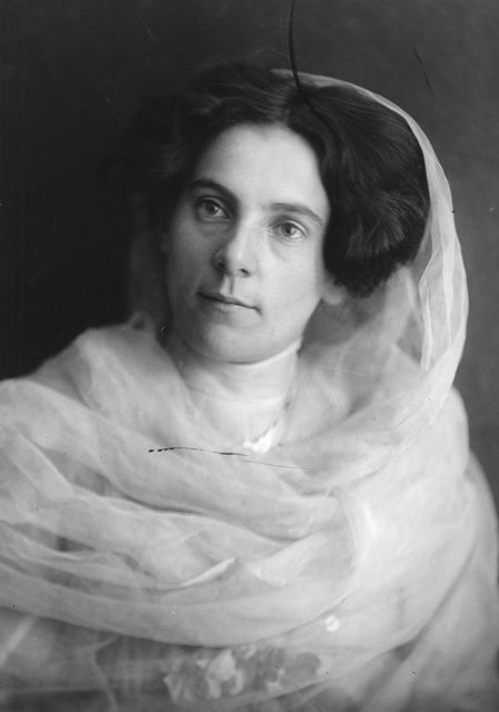 Portrait of Gladys Reeves