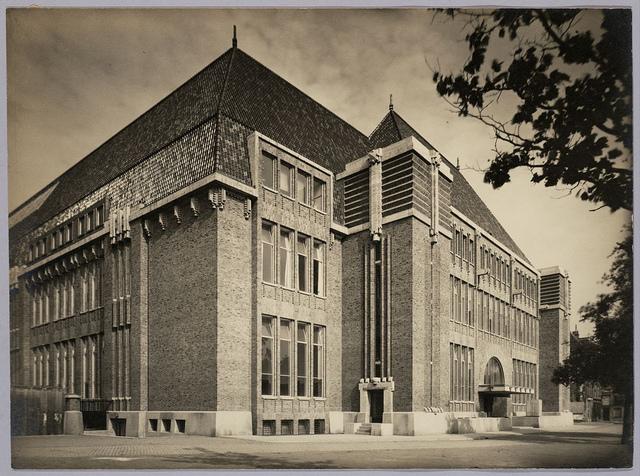 Post en Telegraafgebouw | Post and Telegraph Office
