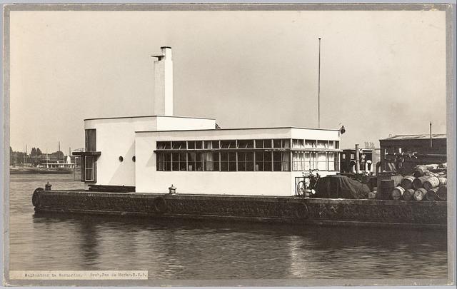 Rederijkantoor De Ruyterkade | De Ruyterkade Shipping Company