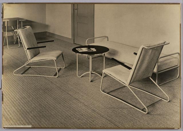 Rustkamer voor telefonisten | Resting place for telephone operators