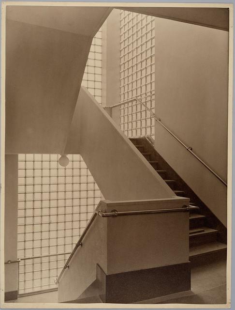 Trappenhuis De Volharding | De Volharding Staircase