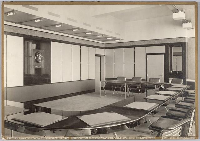 Vergaderzaal De Arbeiderspers | De Arbeiderspers Meeting Room