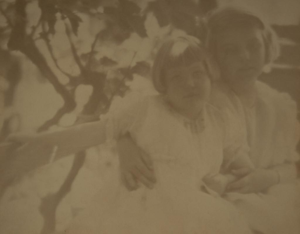 Elizabeth V. Watson and Marilyn Watson Sevaly