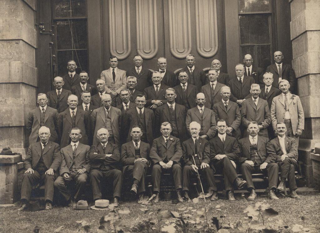 Huron County Council, 1922