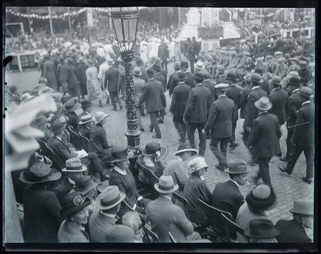 Preston Guild parade, 1922 #1