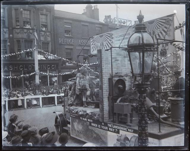 Preston Guild parade, 1922 #5