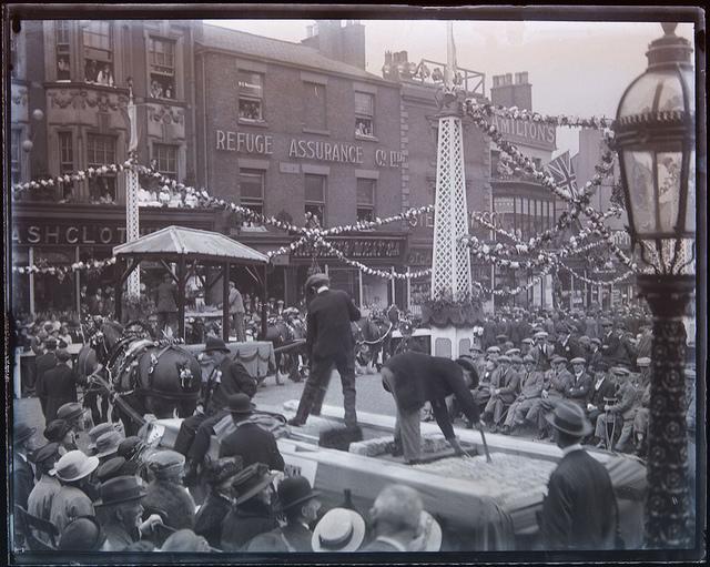 Preston Guild parade, 6 Sept 1922 #4