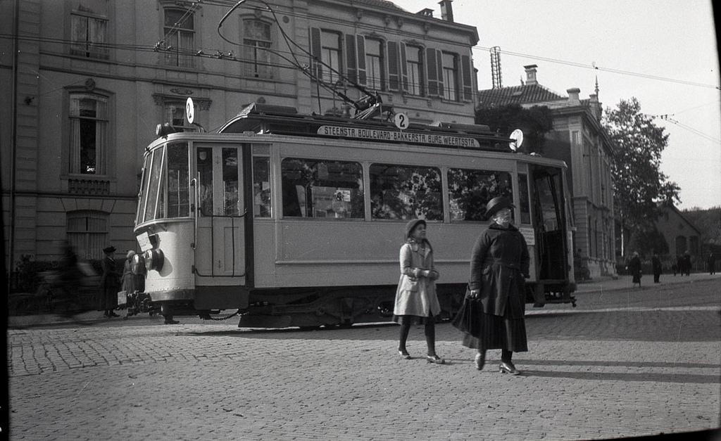 Tram in Arnhem 1921