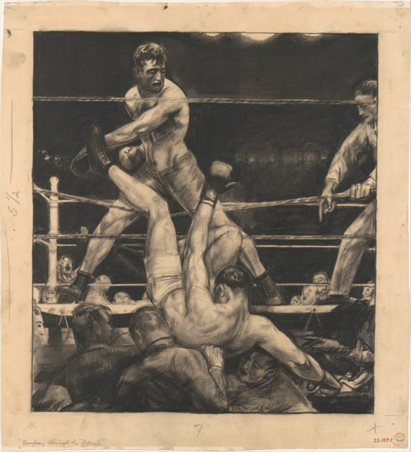 Dempsey through the Ropes