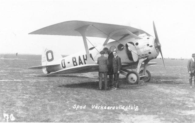 Bleriot Spad 33