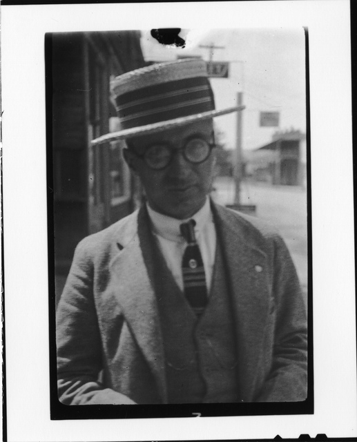 Tennessee v. John T. Scopes Trial: George Washington Rappleyea
