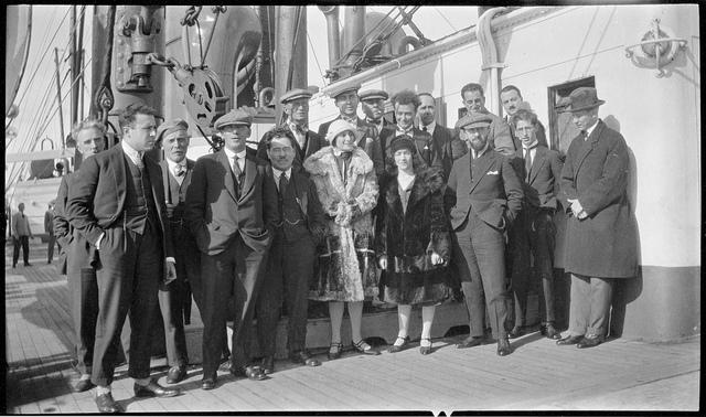 Pavlova ballet tour of Australia, 1926 / Wentzel collection