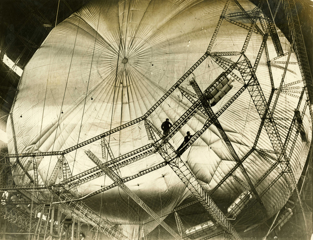 Airship Infrastructure
