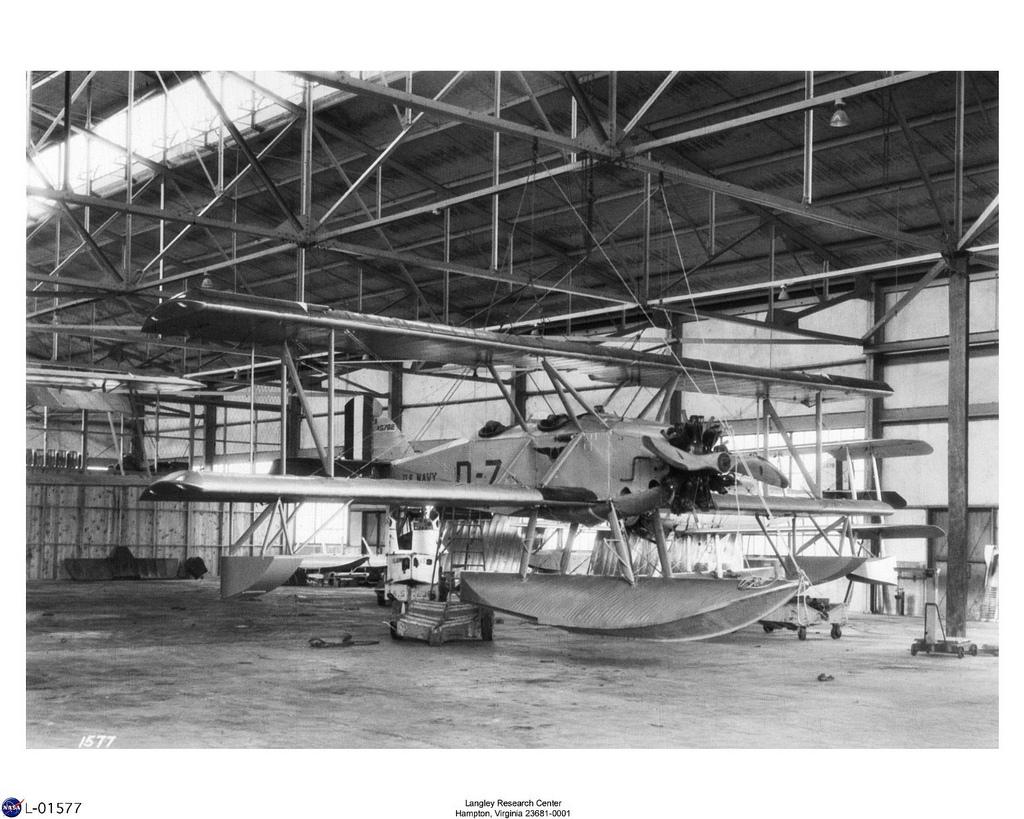 Vought O2U-1 Corsair