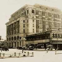 General Post Office, Perth c1929