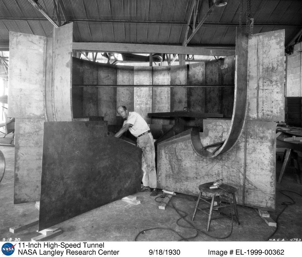 11-Inch High-Speed Tunnel