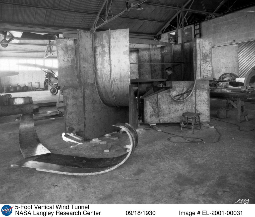 5-Foot Vertical Wind Tunnel