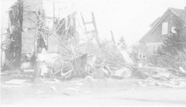 Aircraft Crash Site Franz Schell Album Image