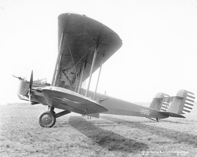 Curtiss B-2 28-398
