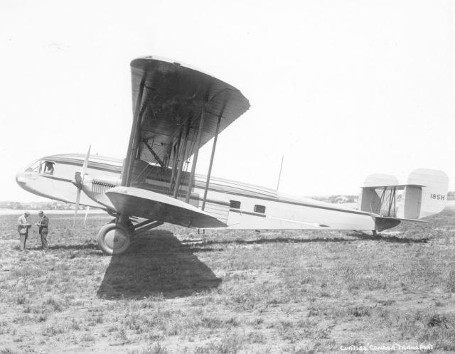 Curtiss Condor NC185H