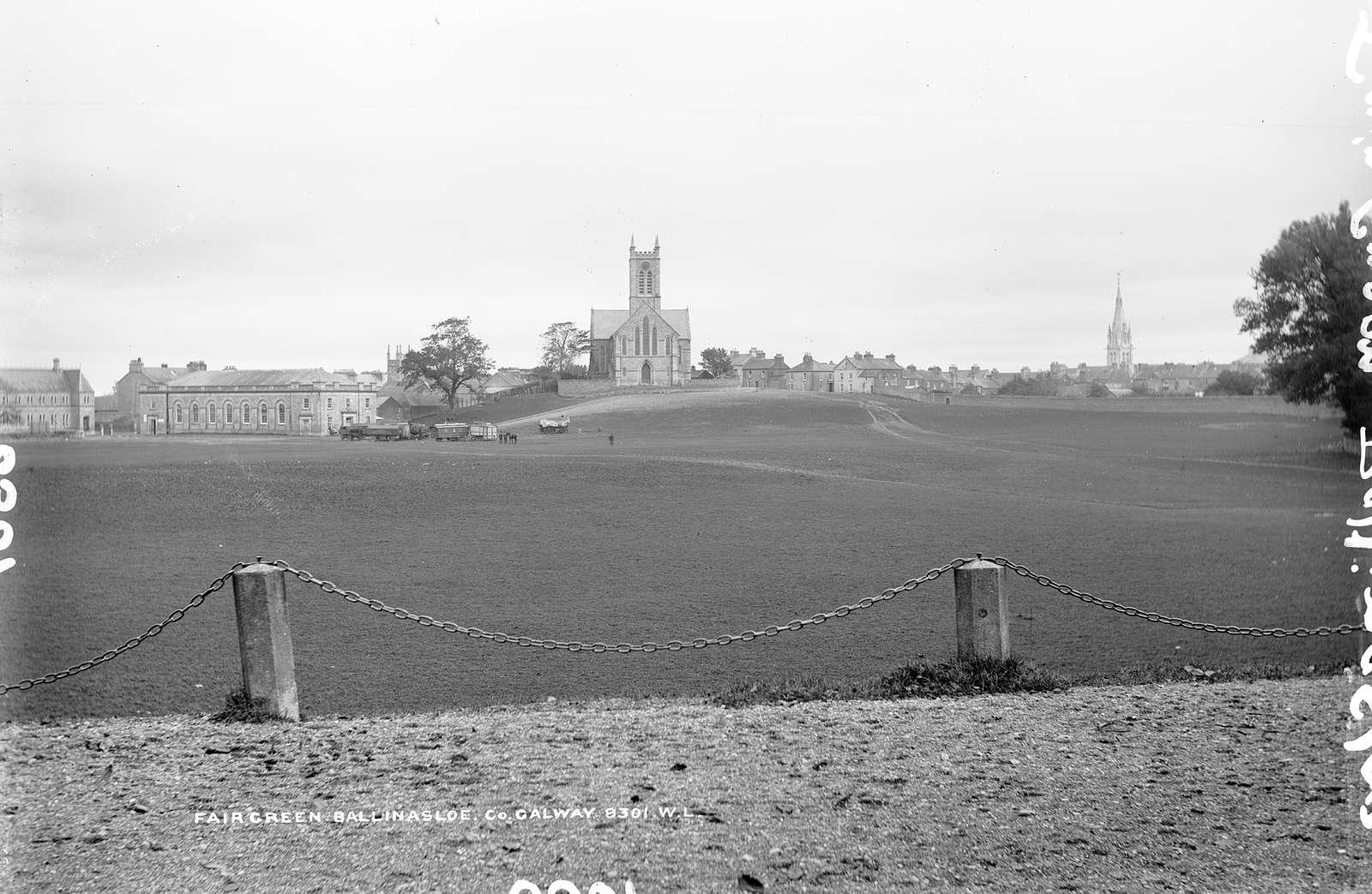 Fair Green, Ballinasloe, Co. Galway