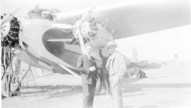 Fokker America F.10 cn 1000 NC4458