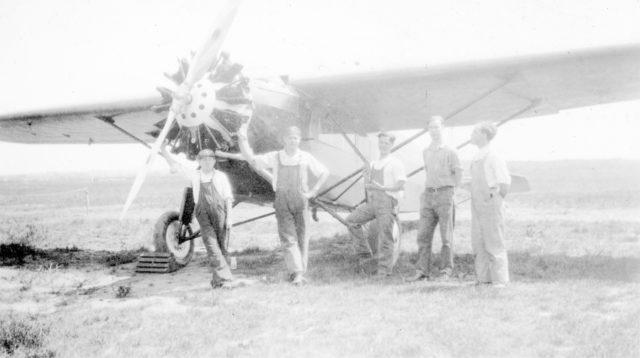 Fokker America F.9 Universal