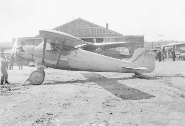 Fokker America  Model 11