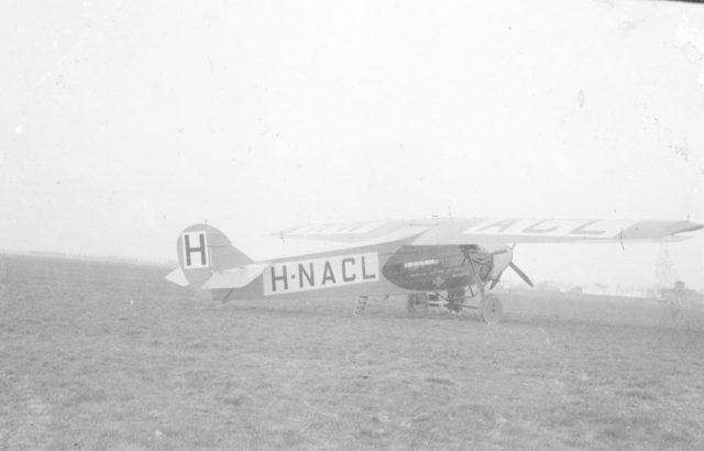 Fokker F.VII