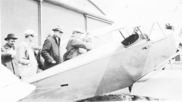 Fokker unk type