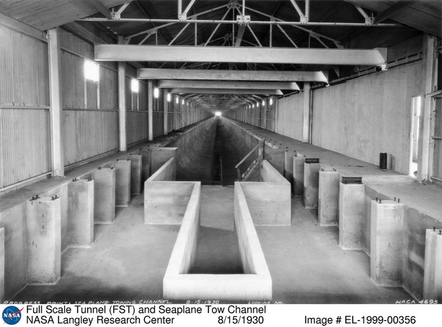 Full Scale Tunnel (FST) and Seaplane Tow Channel