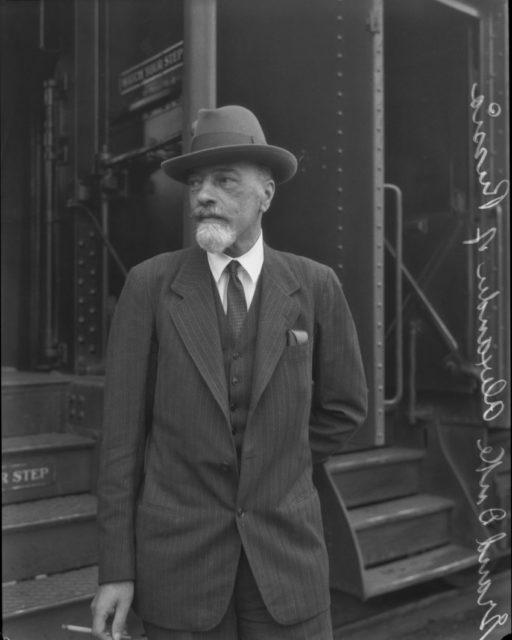 Grand Duke Alexander Mikhailovich.