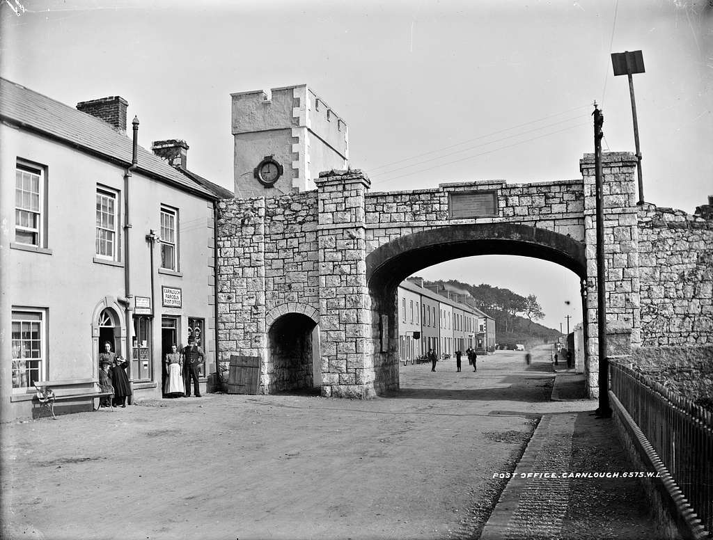 Post Office, Carnlough, Co. Antrim