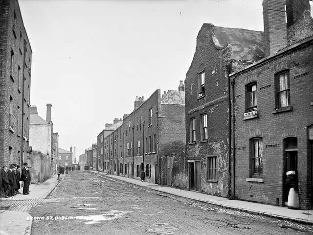 Slums, Dublin City, Co. Dublin