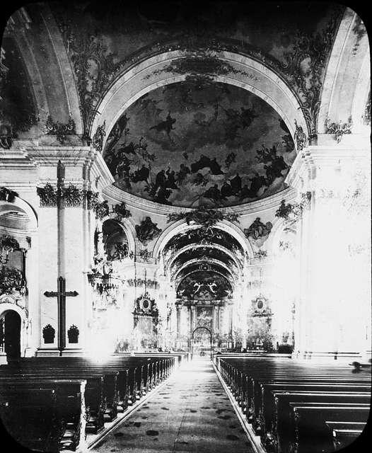 St Gallen, Cathedral, Switzerland