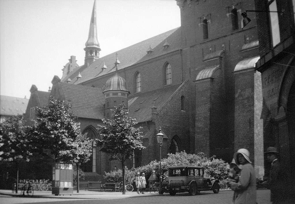 St. Nikolaj Church in Copenhagen, Denmark