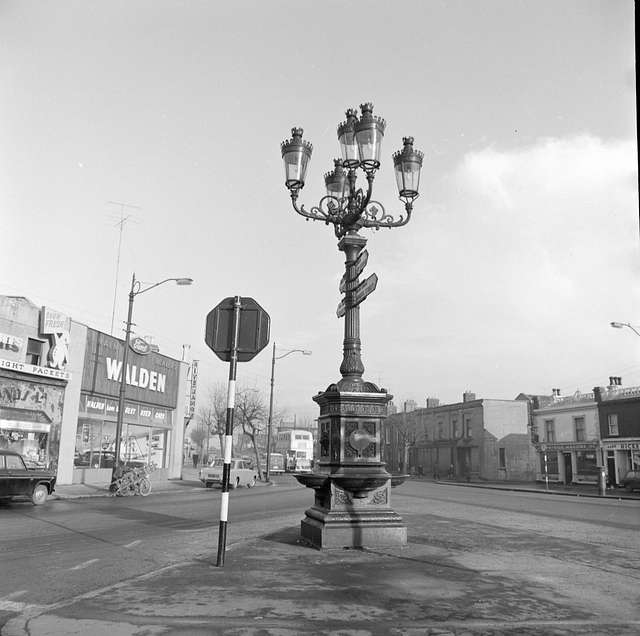 The Five Lamps, Dublin