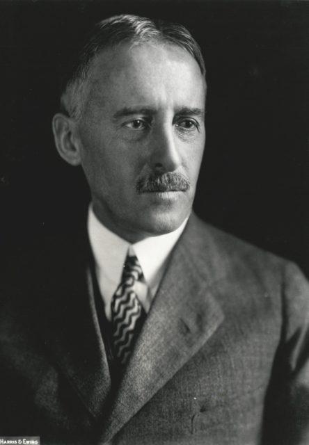Henry Lewis Stimson, U.S. Secretary of State