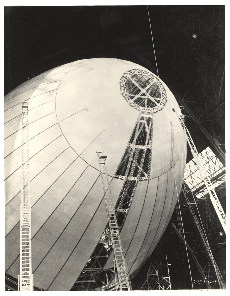 U.S. Congress. Joint Committee to Investigate Dirigible Disasters, ca. 1933