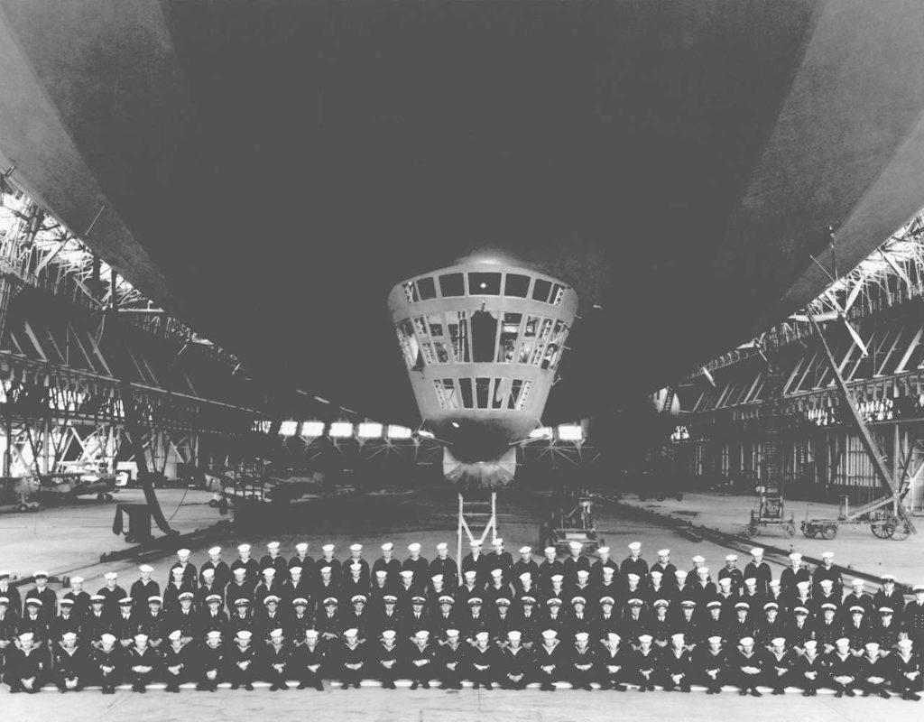 USS Macon Navy crew ARC-1934-A91-0261-28