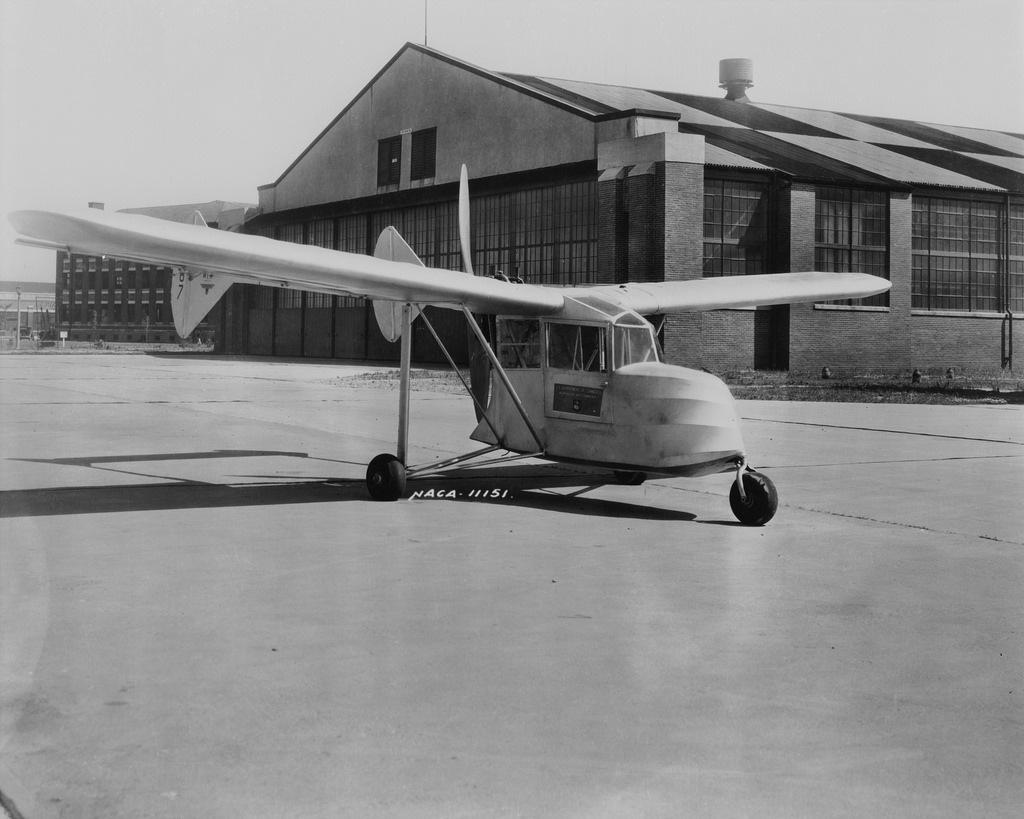 Weick W-1A of 1934