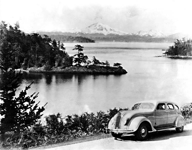1935 DeSoto automobile