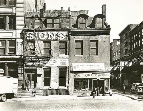 Broome Street, Nos. 504-506, Manhattan.