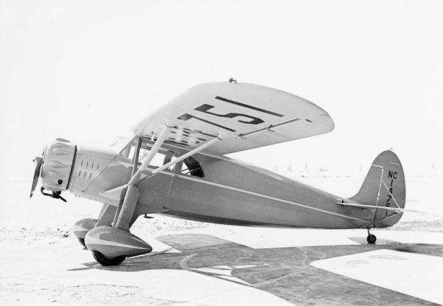 Fairchild 24C-8C