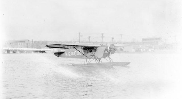 Fokker America F.9