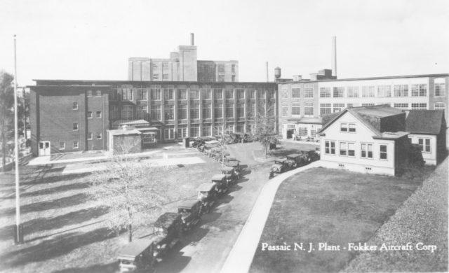 Fokker American Factory