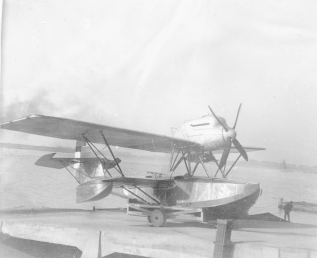 Fokker B.II 01