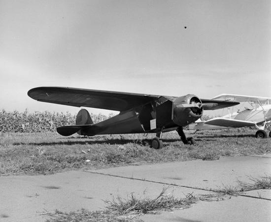 Cessna : C-34
