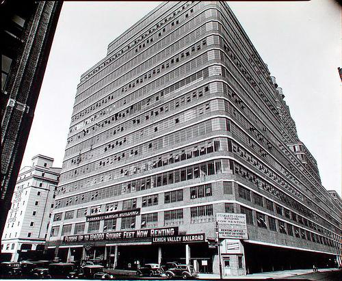 Starrett-Lehigh Building, 601 West 26th Street, Manhattan.
